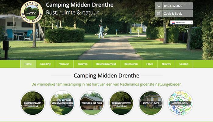 Camping-Midden-Drenthe