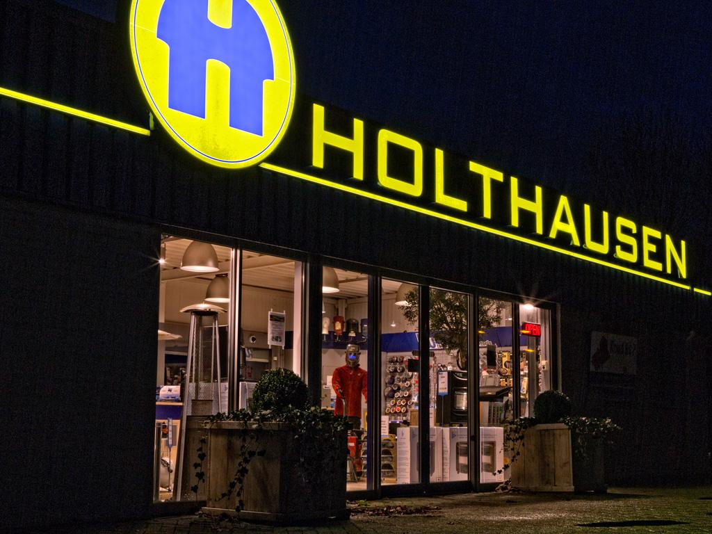 Holthausen , voor al uw Gas en opleidingen